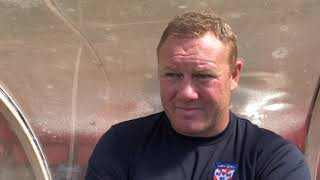 Steve Watson post-match interview (Scarborough Athletic)