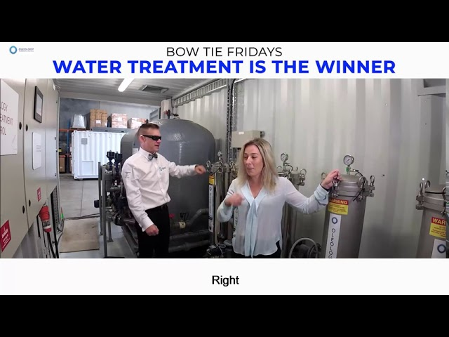 BOW TIE FRIDAYS S5E8 - Water Treatment is the Winner