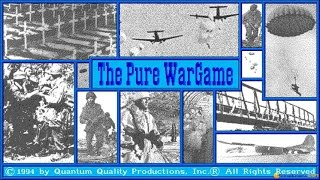 Pure Wargame, The gameplay (PC Game, 1995)