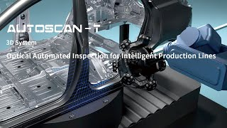 AutoScan T42 3D System - Optical Automated Inspection for Intelligent Production Lines