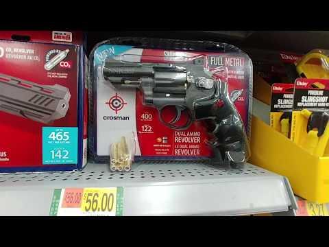 Daisy And Crosman Pistols And Revolvers At Walmart 2018