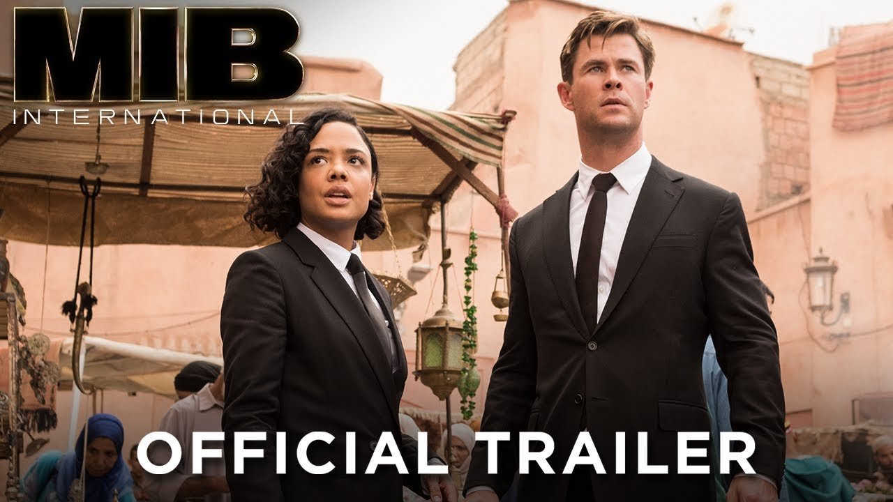 Men In Black International 2019 News Trailers Music
