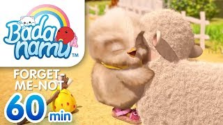 Forget-Me-Not | Badanamu Compilation l Nursery Rhymes & Kids Songs