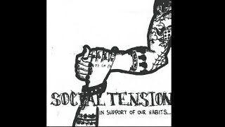 "Social Tension - 04 - Leaving Home - ""In Support of out Habits"" (CAN) with Lyrics"