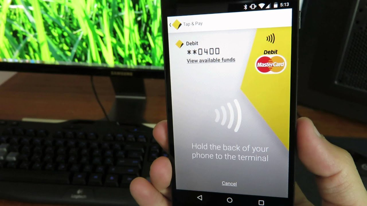 Phone How To Tap Android Phone how to tap and pay using android in australia demoed on nexus 5