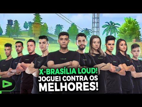 X1 COM TODOS OS PLAYERS DA LOUD!!