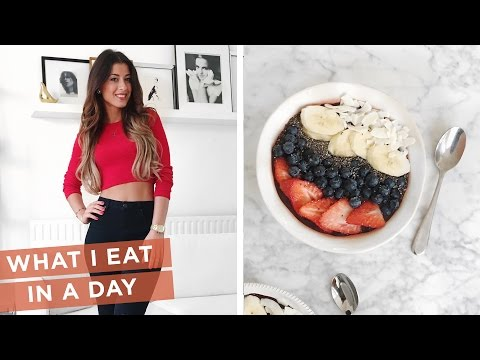 Thumbnail: 2. What I Eat in a Day | Mimi Ikonn