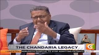   JKLive   The Manu Chandaria Legacy                               [Part 1]