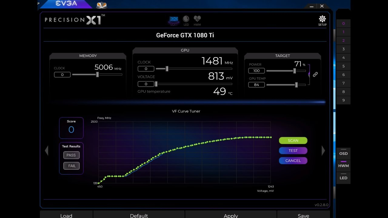 How To Overclock GTX 1080Ti with Precision X1 Beta
