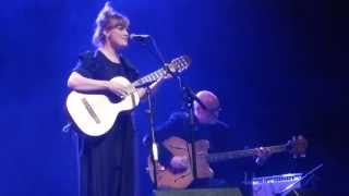 Ólöf Arnalds - Innundir Skinni - live Hamburg Kampnagel 2013-06-01
