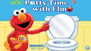 Potty Time with Elmo (Sesame Street) - Top App For Toddlers