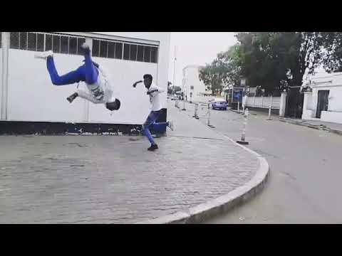Street hip-hop in Djibouti danse ❤