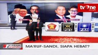 Dialog: Ma'ruf - Sandi, Siapa Hebat?