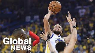 NBA Finals: Raptors vs. Warriors Game 3 post-game | FULL