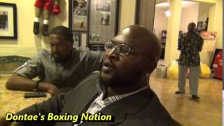 JAMES TONEY CHANGES HIS POSITION ON MAYWEATHER-PACQUIAO FIGHT DONTAESBOXINGNATION