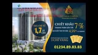 Chung cư Goldsilk Complex vị trí đắc địa bậc nhất Hà Đông -01234 89 83 83
