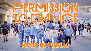 Download [KPOP IN PUBLIC][ONE TAKE] BTS(방탄소년단) - PERMISSION TO DANCE DANCE COVER   The MOVEs  PERTH AUSTRALIA