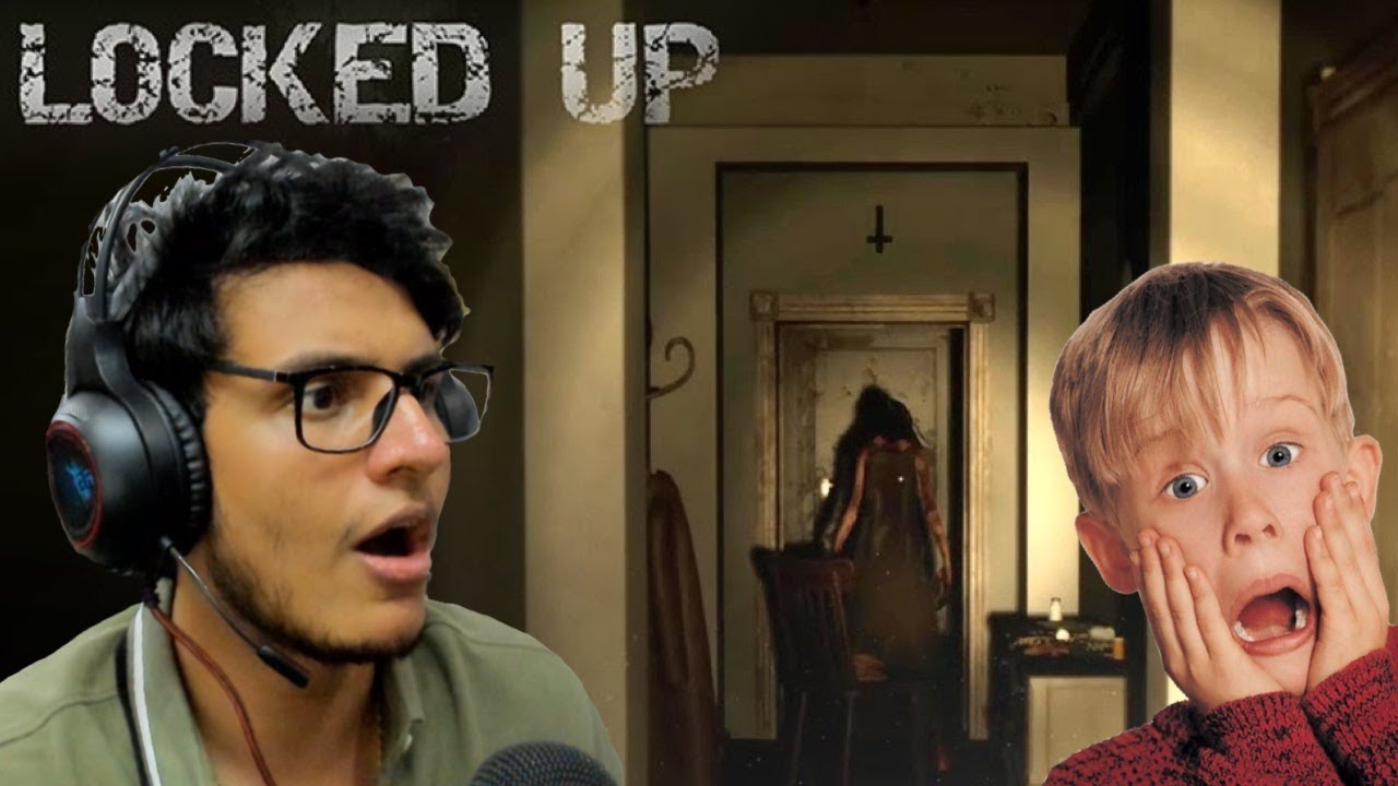 This Horror Game is Actually Really Scary [Locked Up]