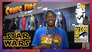 Star Wars | Star Wars Booth | San Diego Comic Con 2019