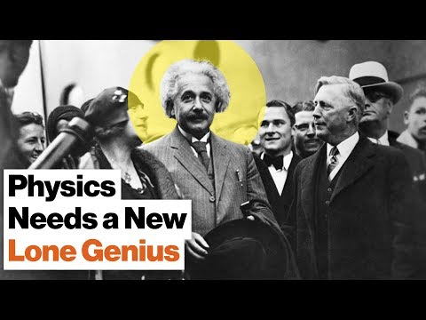 Why Can't We Find the Theory of Everything? Einstein, Rogue Genius, String Theory | Eric Weinstein