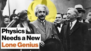 Why Can't We Find the Theory of Everything? Einstein, Rogue Genius, String Theory   Eric Weinstein