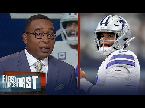 Are Cowboys or Eagles the best team in the NFC East? Nick and Cris decide | NFL | FIRST THINGS FIRST