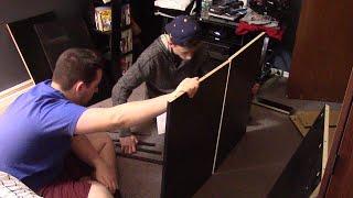 Building A Desk! - Pimp Tom s Setup 1