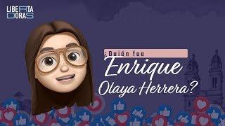 ¿Quién fue el presidente Enrique Olaya Herrera? - Historia en emojis - El Espectador