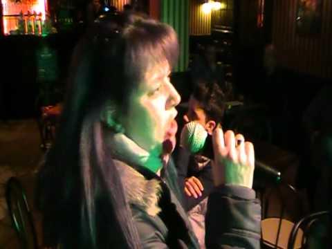 "Karaoke Match - Serata 3 - Alice Felicia Salerno canta ""Se telefonando"""