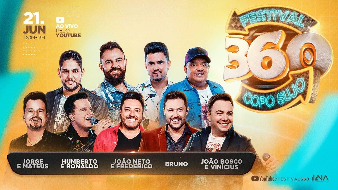 #Festival360 - HeR | Bruno | JeM | JBeV | JNeF