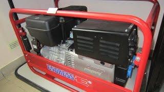Сварочный бензиновый генератор Endress (Эндресс) ESE 704 SBS-AC - однофазный с электростартером(Купить генераторы Endress на сайте energystore.com.ua., 2016-04-13T11:05:25.000Z)