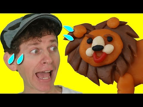 Thumbnail: I Like The Zoo Song with Matt | Animal Action Song for Children | Learn English Kids