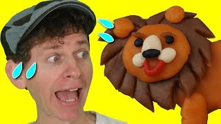 I Like The Zoo Song with Matt | Animal Action Song for Children | Learn English Kids