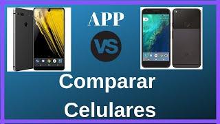 Aplicacion Para Comparar Celulares