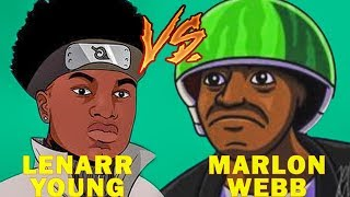 Lenarr Vines Vs Marlon Webb Vines (W/Titles) Best Vine Compilation 2018