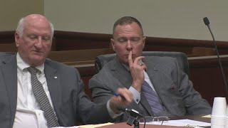 Motion hearings for suspended Greenville County sheriff Will Lewis (GRAPHIC CONTENT)