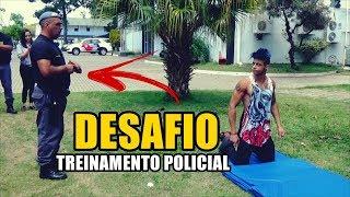 TESTANDO ARMA DE CHOQUE NO CORPO, DESAFIO