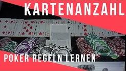 Poker Kartenanzahl – Wie viele Karten hat ein Texas Holdem Deck [Regeln lernen Video]