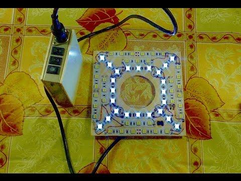 видео: Накамерный свет для фото и  видео макросъемки своими руками