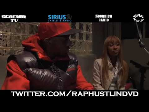 Diamond (Formally of Crime Mob) & DJ Scream on Hoodrich Radio!