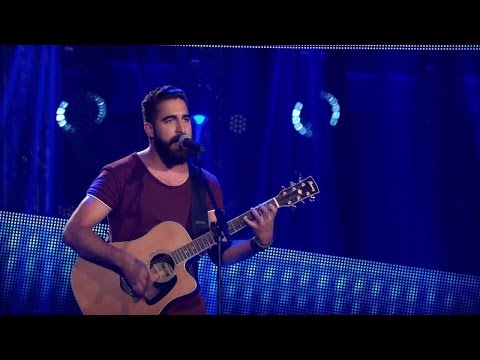 Ruben Dimitri: Diamonds | The Voice of Germany (Blind Audition) 2016.10.23 HD