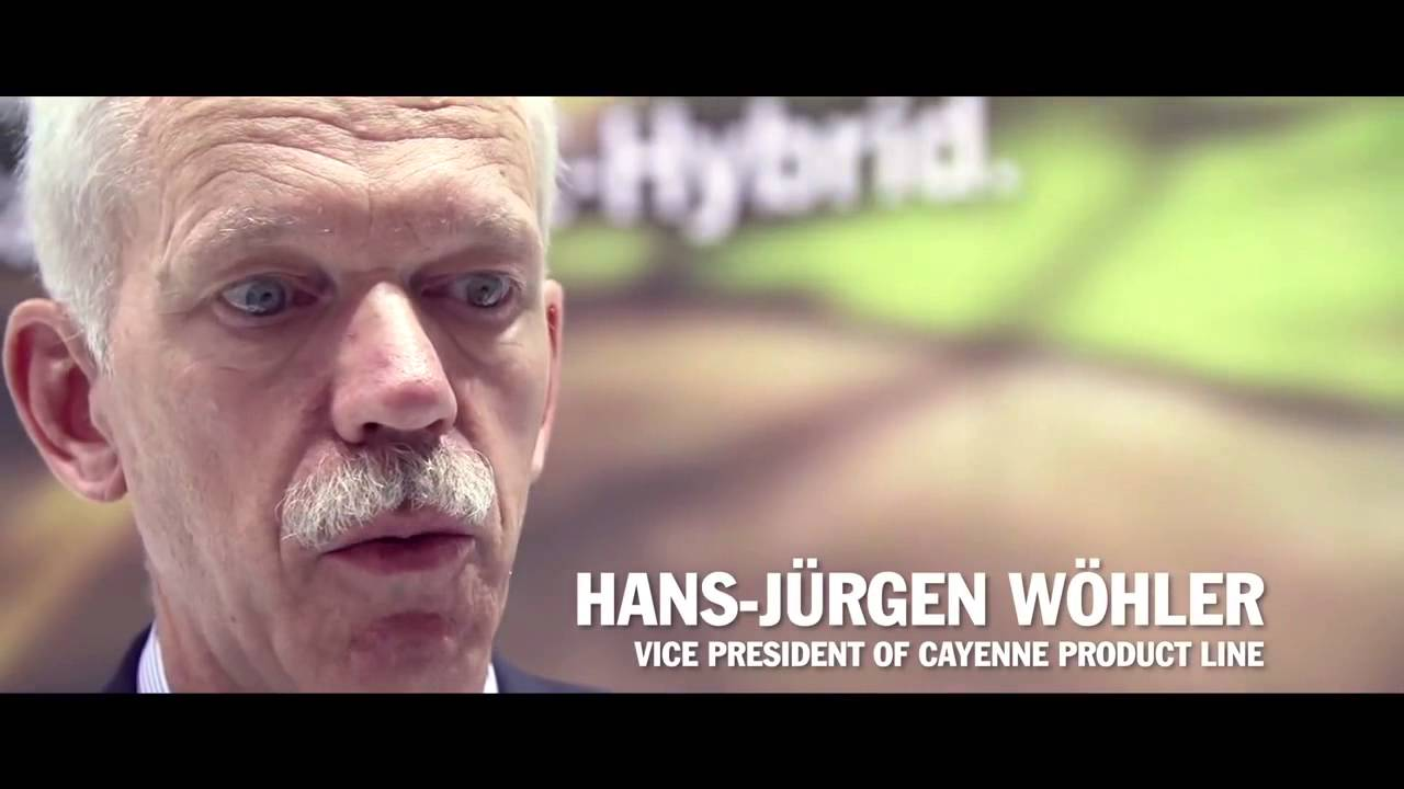 Porsche Hybrid technology تكنولوجيا الهجين بورش