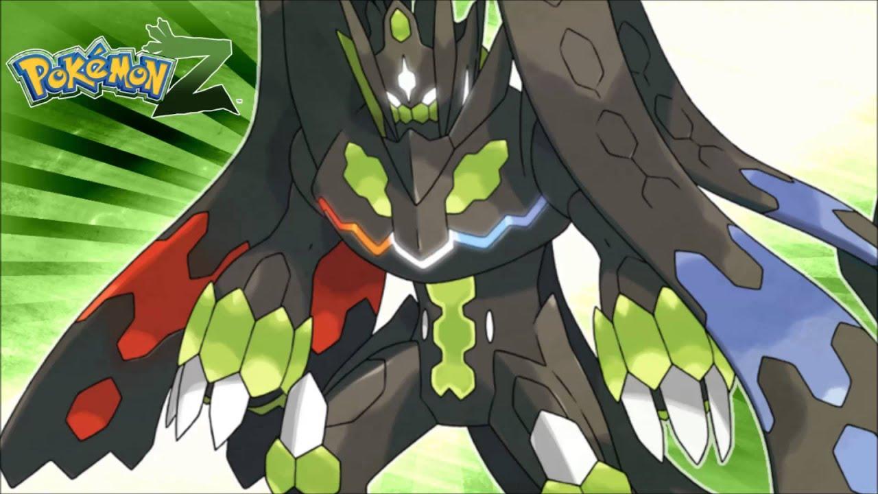 pokemon y how to get zygarde
