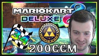 MARIO KART 8 DELUXE Part 34: Triforce-Cup 200ccm Deluxe mit Facecam