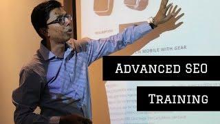 Advanced SEO Training in Dhaka   Md Faruk Khan   Step by Step