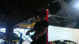 видео Замена рычагов Форд в СПб. Замена передних и задних рычагов Ford в Санкт-Петербурге в день обращения