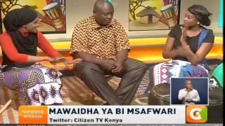 Mawaidha ya Bi. Mswafari: Makala ya Valentine