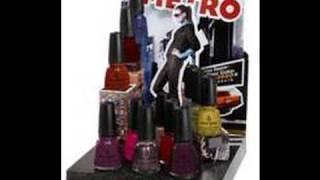 "China Glaze ""Metro"" Fall 2011 Collection"