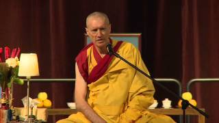 Ripening the Seeds of Realizations - Gen-la Khyenrab - Asian Festival 2014