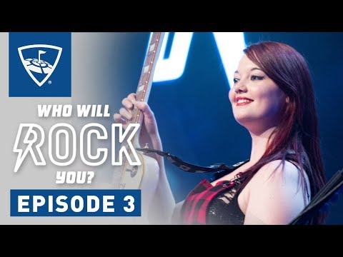 Who Will Rock You | Episode 3 | Topgolf